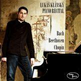 Lukáš Klánský -Piano Recital -obal CD