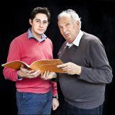 Lukáš Klánský and Ivan Klánský